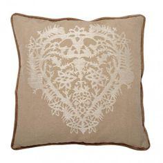 """Dolomit"" Pillow by Fine · www.labella-amara.com"