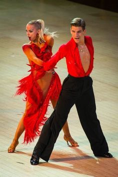 Latin dance is so passionate! #ballroom #dancesport