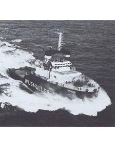 Afbeeldingsresultaat voor zeeslepers bureau wijsmuller