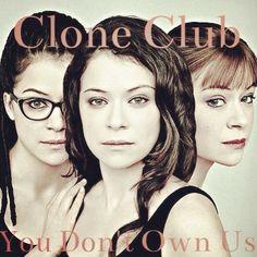 Orphan Black // Clone Club // Cosima // Sarah // Alison