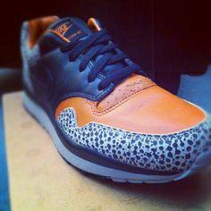 New Nike Air Safari