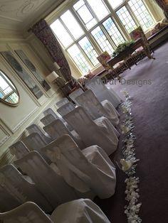 Ceremony Bovey castle wedding.