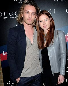 Its a match made in Hogwarts after Cupid cast his spell on the set of the new Harry Potter movie. In fact, so infatuated has Bonnie Wright become with her co-star Jamie Campbell Bower, who plays Gellert Grindelwald, that they have become engaged – although she is just 19.