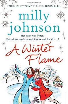 book cover of A Winter Flame
