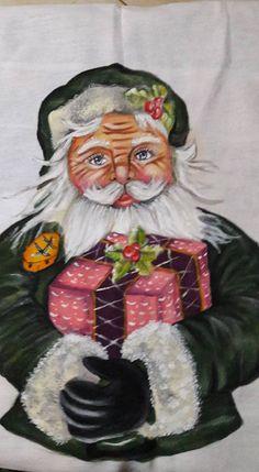 minha pintura de natal