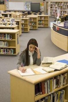 How to Teach Library Skills to Middle School Students