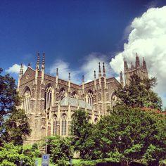 Duke University, Durham North Carolina.