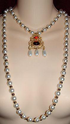 Princess Elizabeth Tudor Necklace