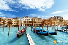 It is not cheap, but it is a moral imperative that you ride a gondola in Venice.