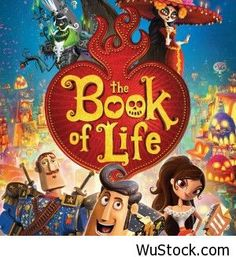 Mis Clases Locas: El Libro de Vida - The Book of Life - free guide for Spanish 1 movie guide film guide Diego Luna, Spanish Classroom, Teaching Spanish, Spanish 1, Spanish Lessons, Book Of Life Movie, End Of The Week, Movie Talk, Movie Guide