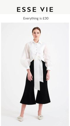 #fashion #fashionblogger #fashionista #fashionable #fashionstyle #fashiontrend #style #stylish #styleblogger #styleinspiration #styleblog #ootdfashion #ootd #online #onlineshop #onlineboutique #party #partysnacks #womensclothing #womenfashion #womenswear #aesthetic #minimalist #minimal #monochrome #monochromatic #silk #velvet #organza #cotton #skirtoutfits #dress #dressesforwomen #pantsforwomen #pants #trousers #top #croptopoutfits #sale #saleabration #dress #besties #fashionblogger #fashion Crop Top Outfits, Skirt Outfits, Bow Tie Shirt, Ootd Fashion, Fashion Trends, The Office Shirts, Kendall Jenner Style, Pants For Women, Clothes For Women