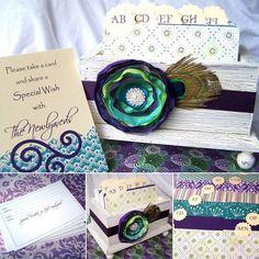 guest book card box