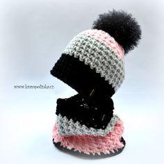 Kulíšek véčkový Tulip Big · Návody háčkování Krampolinka Free Crochet, Crochet Hats, Tulips, Crochet Patterns, Crochet Ideas, Winter Hats, Caps Hats, Knitting Hats, All Free Crochet