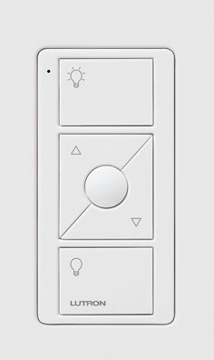 Got a beautiful old fixture that won't take smart bulbs? Swap out the wall switch instead. This setup works with Apple HomeKit, so you ask Siri to dim the light or turn it on or off. $99; Lutron