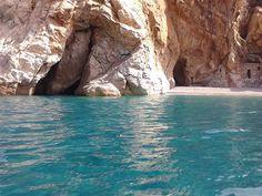 Capo Calavà dal mare #Gioiosa Marea
