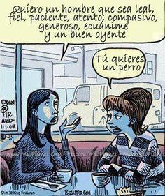 Subjunctive in adjective clauses Jaja las chicas... (adjetivos, querer):