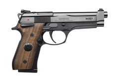 10-01-2015  One hundred years ago, Berretta released its first semiautomatic pistol— the Model 1915. The gun maker is celebrating the iconic firearm's centennial with a beautiful limited edition Model 92FS.