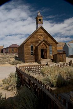 Ghost Town of Bodie, Bodie State Historic Park, Mono, California
