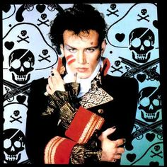 Adam Ant is an English musician who gained popularity as the lead singer of new romantic /post-punk group Adam and the Ants and later as a solo artist, scoring 10 UK top ten hits from 1980 to including three Adam Ant, Ant Music, Stand And Deliver, New Romantics, Sofia Coppola, Post Punk, My Favorite Music, Prince Charming, Marie Antoinette