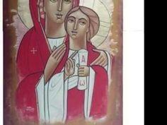 Coptic Iconographer Victor A. Fakhoury&Coptic church music-Bekhit Fahim