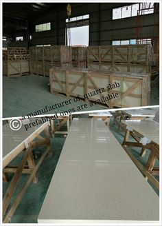 prefabbed ones are ready for overseas market #countertop...
