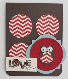 Owl Punch Stampin' Up!