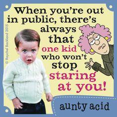 Aunty Acid Comic Strip, October 12, 2015 on GoComics.com