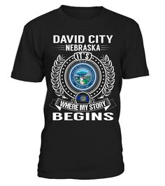 David City, Nebraska - My Story Begins