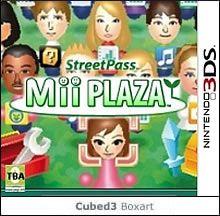Boxart for Mii Plaza: Puzzle Swap on Nintendo 3DS