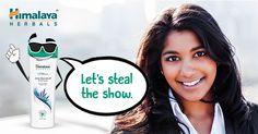 Say #HelloHair and steal the show with Himalaya's Anti Dandruff Shampoo.