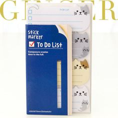 8-Type-Choice-To-Do-List-Sticker-Post-It-Bookmark-Marker-Memo-Flags-Sticky-Notes