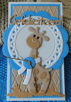 Boy Cards, Pop Up Cards, Kids Cards, Marianne Design Cards, Baby Barn, Spellbinders Cards, Collectible Cards, Baby Christening, Cricut Cards