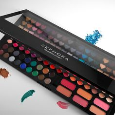 It's called Beautiful Crush Blockbuster Palette Blockbuster for a reason. The SEPHORA COLLECTION kit has everything you need and more.
