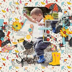 Umbrellas Overhead by Stolen Moments Designs http://www.stolenmomentsdesign.com/shop/umbrellas-overhead.html Sticks and Stones by Little Green Frog Designs http://scraporchard.com/market/Sticks-and-Stones-Digital-Scrapbook-Template.html