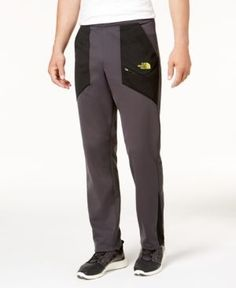 The North Face Men's Metro Trackster Reflective Athletic Pants - Black XXL