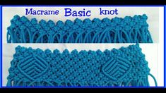 Day All Time Favorite Basic Sewing Course Ideas Sewing For Beginners Learning Basic Macrame Knots for Beginners / learn Macrame bag making tutorial Crochet Pouf Pattern, Crochet Patterns, Macrame Bag, Macrame Knots, Sewing Basics, Sewing For Beginners, Basic Sewing, Macrame Patterns, Sewing Patterns