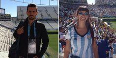 """Las tristes similitudes entre la muerte de la hija de Tití Fernádez y el """"Topo"""" López. Dejale tu mensaje de apoyo a las familias López y Fernández en este duro momento. http://www.diarioveloz.com/c127443"""