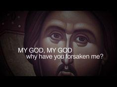 Fourth Word.  Mark 15:34
