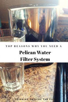 Pelican Water Filter