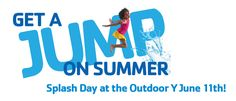 Splash Day at the Outdoor Y