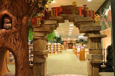Goodreads Blog Post: The Most Magical Children's Sections in Libraries - Brentwood Library