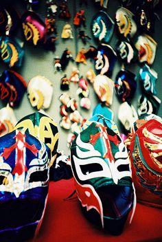 Lucha Libre Masks