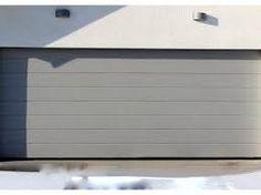 Bildresultat för garageport grå
