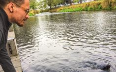 This tourism group is doing everything they can to protect the eels in their local river.