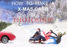 photography x-mas photoshop #tutorial #photography #photoshop