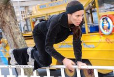 """Can women practise parkour? """"Women are becoming stronger, faster, more agile and more determined."""""""