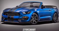Ford Mustang Shelby GT350R Cabrio
