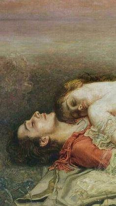 Cool Art, Tristan Isolde, Romanticism Paintings, Santander Spain, Jesus Cristo, Aesthetic Art, Leonardo Da Vinci, Renaissance Art, Renaissance Paintings