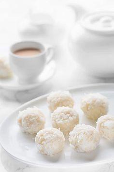 . Coconut Almond Balls aa