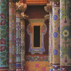 Palacio de la Música Catalana, Barcelona